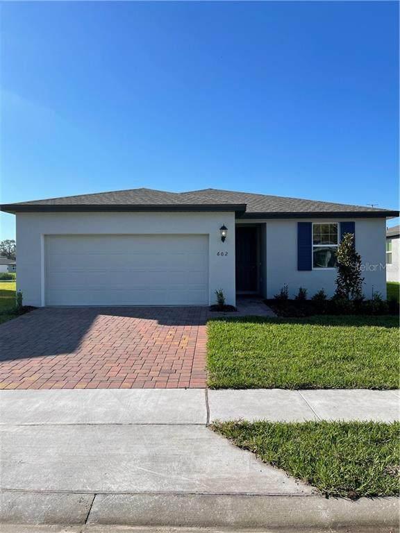 602 Vista Villages Boulevard, Davenport, FL 33896 (MLS #O5925627) :: Bridge Realty Group