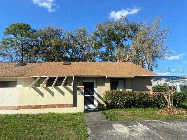 7675 Timber River Circle, Orlando, FL 32807 (MLS #O5925983) :: Your Florida House Team
