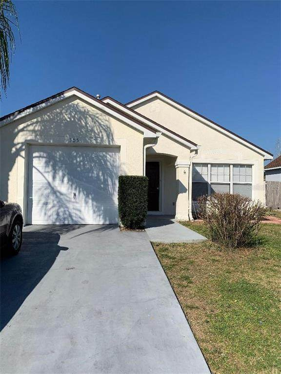 305 Belvoir Drive, Davenport, FL 33837 (MLS #O5926094) :: CGY Realty