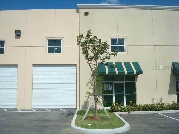 1091 NW 31ST Avenue C-5, POMPANO BEACH, FL 33069 (MLS #O5926493) :: Dalton Wade Real Estate Group