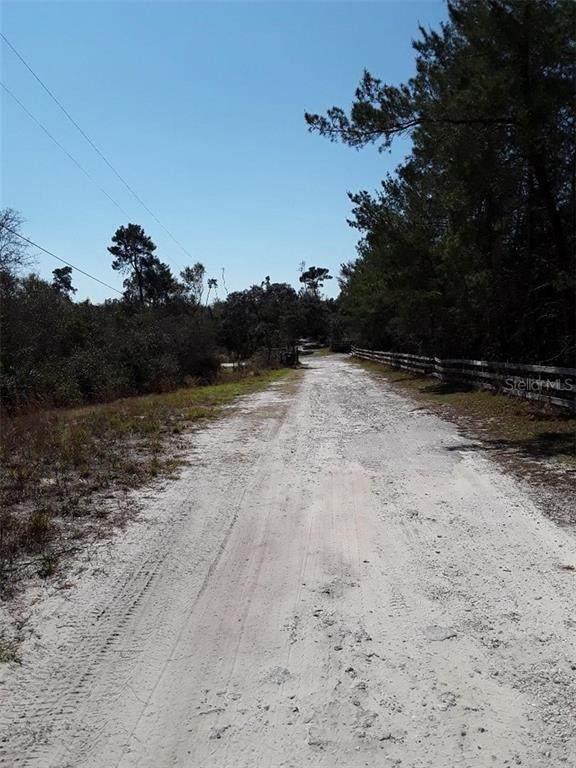 Chanway Road, Lake Helen, FL 32744 (MLS #O5926595) :: Zarghami Group