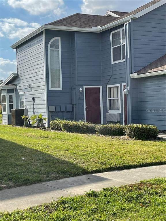 405 Caribbean Drive, Davenport, FL 33897 (MLS #O5926671) :: Team Bohannon Keller Williams, Tampa Properties