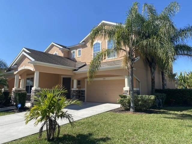 808 Eagle Vista Way, Winter Garden, FL 34787 (MLS #O5926702) :: Pristine Properties