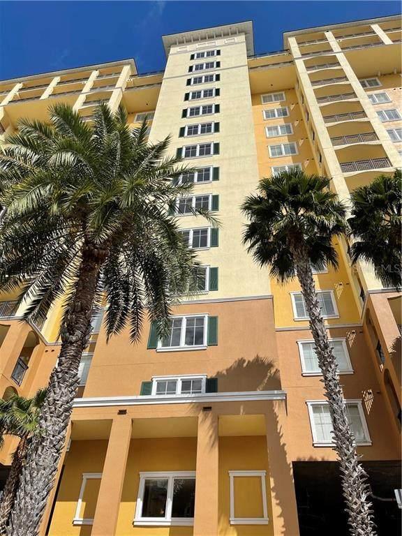 8101 Resort Village Drive #31101, Orlando, FL 32821 (MLS #O5927305) :: Griffin Group