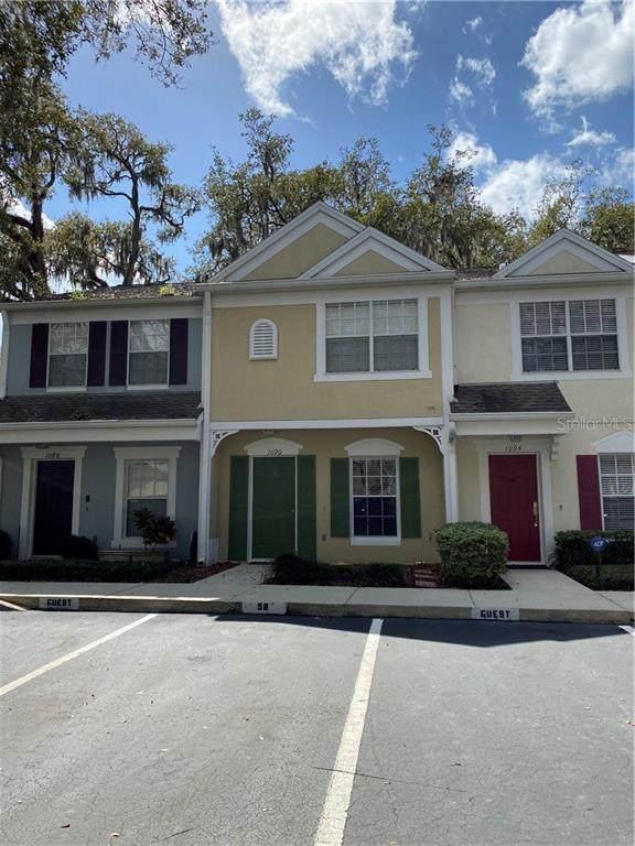 1090 Vineland Place, Lake Mary, FL 32746 (MLS #O5927445) :: New Home Partners