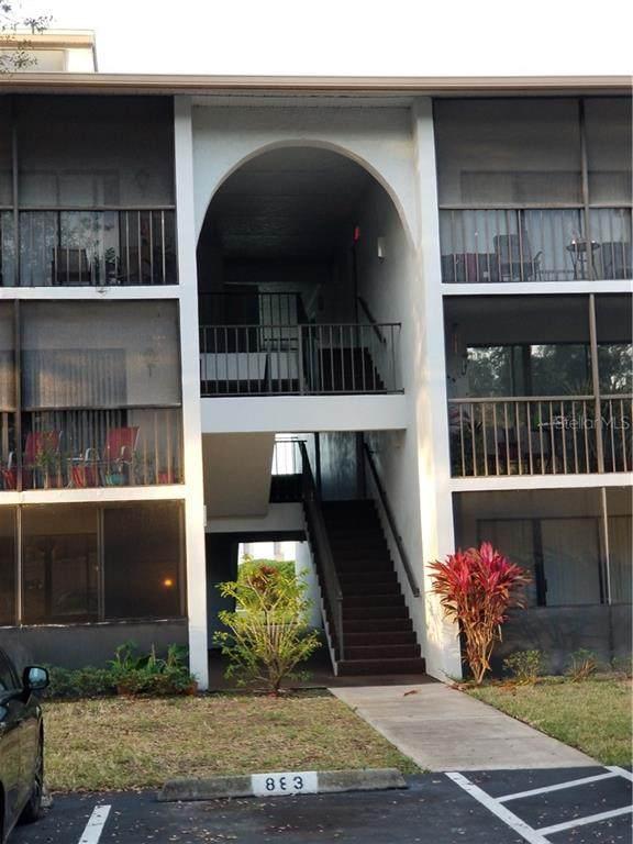 8205 Sun Spring Circle 62 F2, Orlando, FL 32825 (MLS #O5927640) :: Bob Paulson with Vylla Home