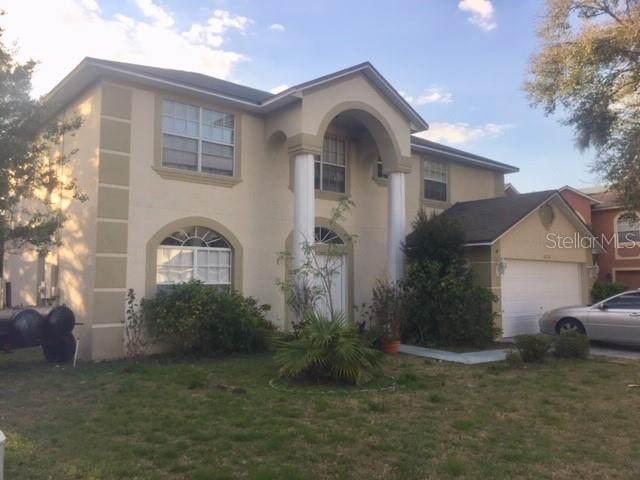 1236 Foxforrest Circle, Apopka, FL 32712 (MLS #O5927662) :: New Home Partners