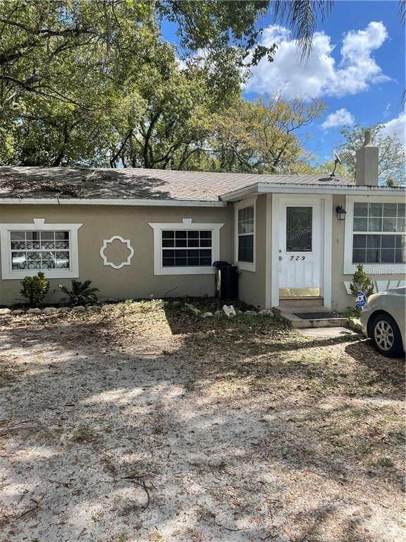 729 Lyman Street, Ocoee, FL 34761 (MLS #O5930182) :: Positive Edge Real Estate
