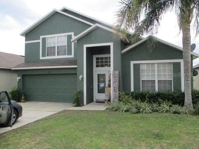 295 Clydesdale Circle, Sanford, FL 32773 (MLS #O5932715) :: Florida Life Real Estate Group