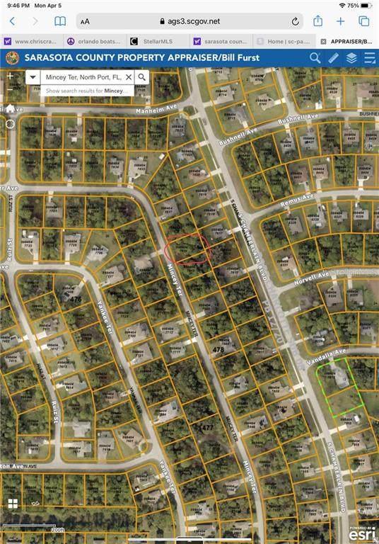 Mincey Terrace N, North Port, FL 34286 (MLS #O5935053) :: Premier Home Experts