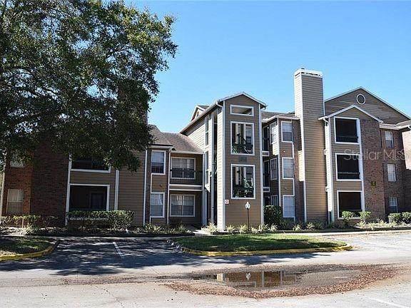 4200 Thornbriar Lane #208, Orlando, FL 32822 (MLS #O5935065) :: The Paxton Group