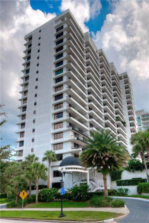 530 E Central Boulevard #704, Orlando, FL 32801 (MLS #O5935308) :: Alpha Equity Team