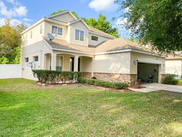 3239 Oak Brook Lane, Eustis, FL 32736 (MLS #O5935620) :: Griffin Group