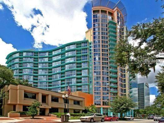 322 E Central Boulevard #814, Orlando, FL 32801 (MLS #O5935779) :: Premier Home Experts