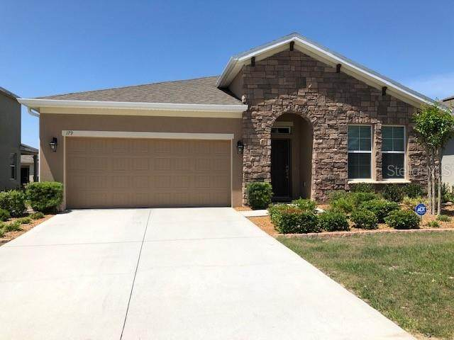 179 Tracy Circle, Haines City, FL 33844 (MLS #O5936178) :: Griffin Group