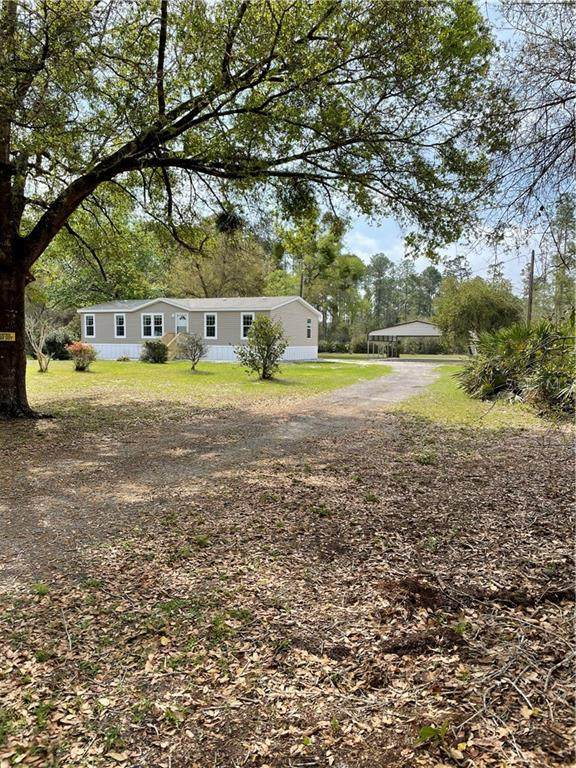 219 Ponderosa Pine Court, Georgetown, FL 32139 (MLS #O5936241) :: Vacasa Real Estate