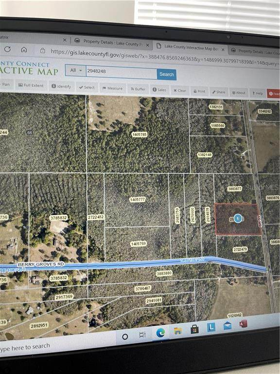 State Road 33, Clermont, FL 34714 (MLS #O5936279) :: Aybar Homes