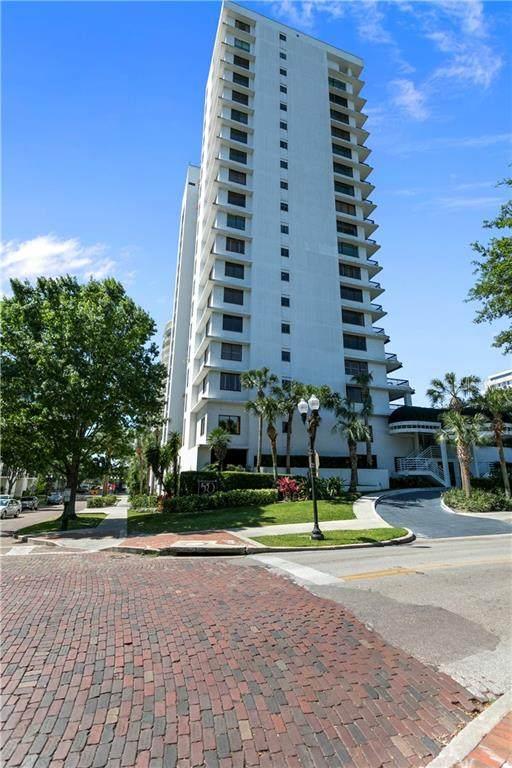 530 E Central Boulevard #901, Orlando, FL 32801 (MLS #O5936473) :: CENTURY 21 OneBlue