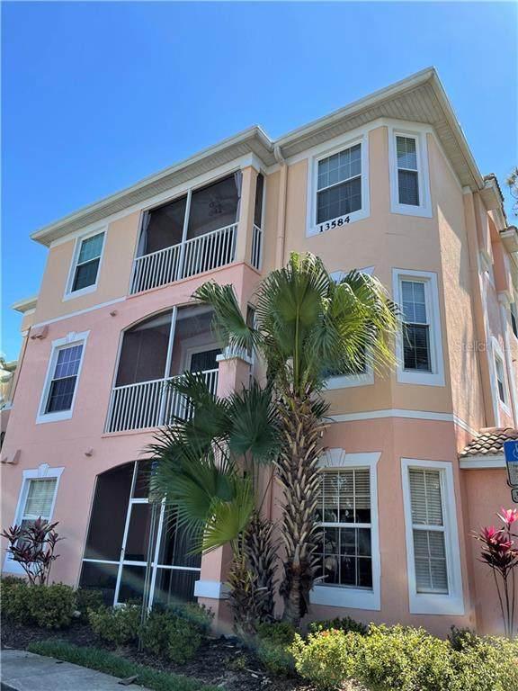 13584 Turtle Marsh Loop #129, Orlando, FL 32837 (MLS #O5936893) :: Bustamante Real Estate