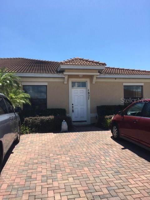 1827 Coriander Drive, Poinciana, FL 34759 (MLS #O5937382) :: Bustamante Real Estate