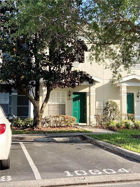 10604 Savannah Wood Drive #84, Orlando, FL 32832 (MLS #O5937471) :: Bob Paulson with Vylla Home