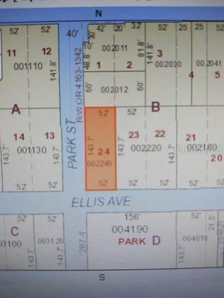 0 Ellis Avenue, Lakeland, FL 33803 (MLS #O5937505) :: Florida Real Estate Sellers at Keller Williams Realty