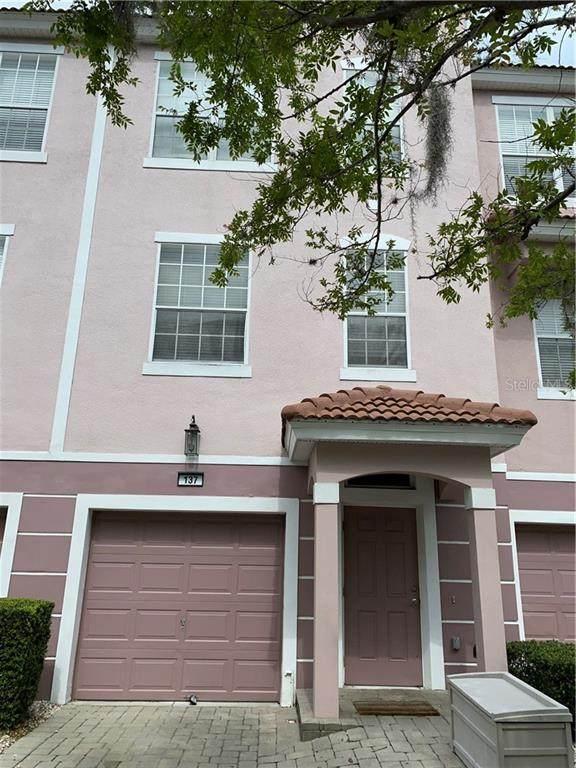 8036 Cool Breeze Drive #137, Orlando, FL 32819 (MLS #O5937546) :: The Lersch Group