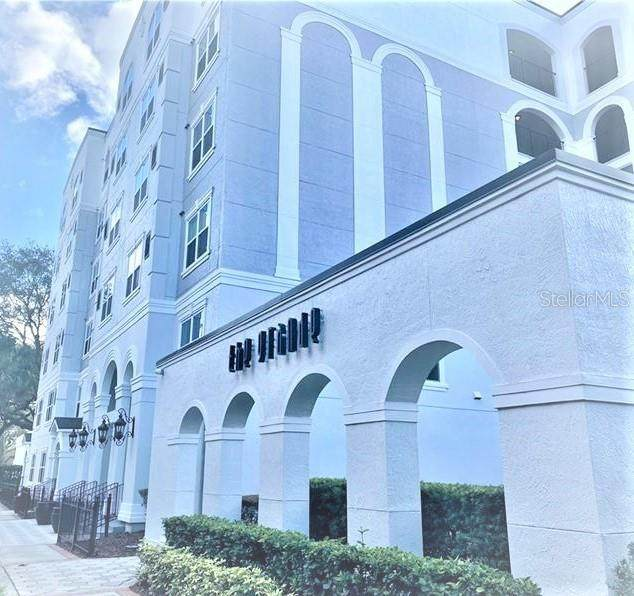 206 E South Street #2008, Orlando, FL 32801 (MLS #O5937641) :: Sarasota Property Group at NextHome Excellence