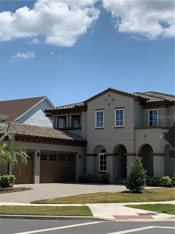 8504 Finsen Street, Orlando, FL 32827 (MLS #O5937714) :: The Lersch Group
