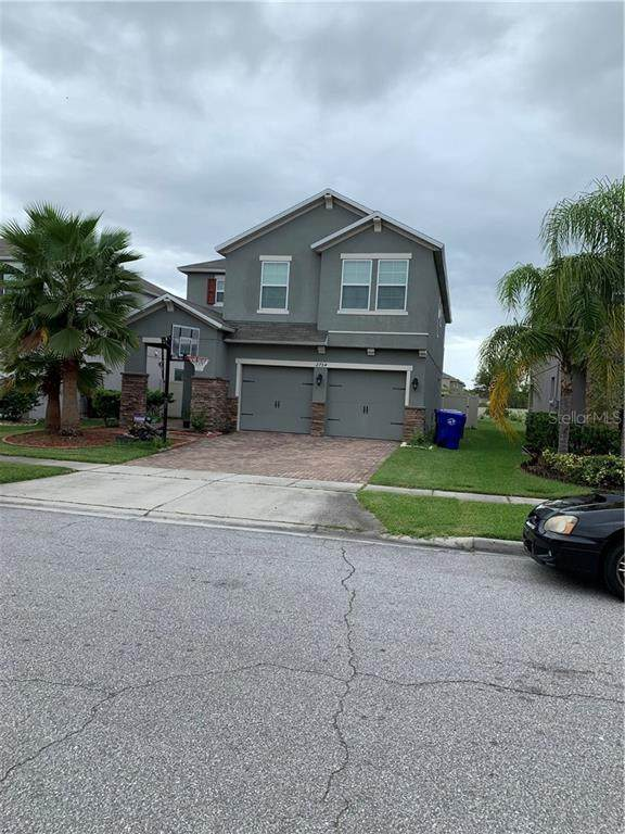 2754 Monticello Way, Kissimmee, FL 34741 (MLS #O5938167) :: Gate Arty & the Group - Keller Williams Realty Smart