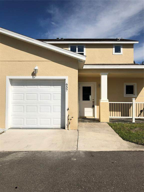 657 Lake Shore Parkway, Davenport, FL 33896 (MLS #O5938625) :: Kelli and Audrey at RE/MAX Tropical Sands