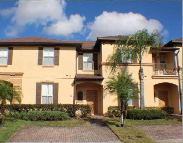120 Napoli Drive, Davenport, FL 33897 (MLS #O5938665) :: Positive Edge Real Estate