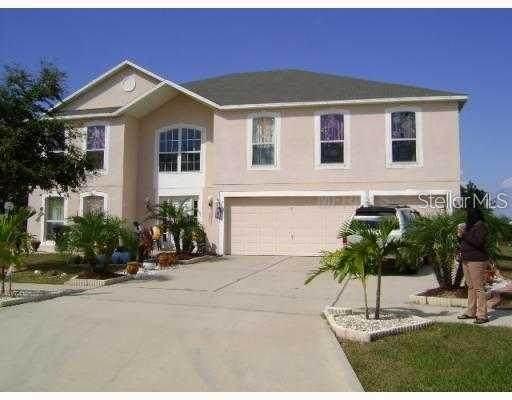 2920 Magnolia Blossom Circle, Clermont, FL 34711 (MLS #O5939247) :: The Hesse Team