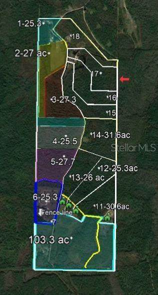 Lot 17 Omega Ranch Road, New Smyrna Beach, FL 32168 (MLS #O5940178) :: The Lersch Group