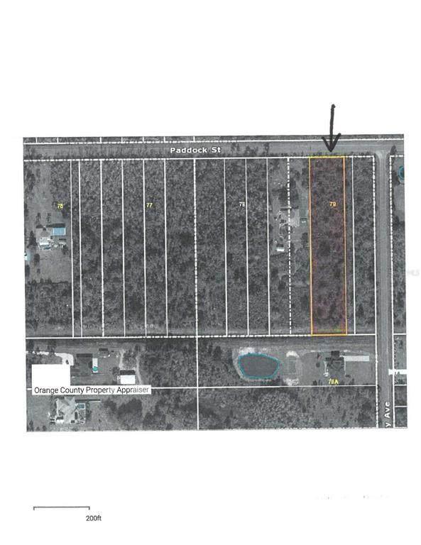 Paddock Street 2A, Orlando, FL 32833 (MLS #O5940543) :: Bustamante Real Estate