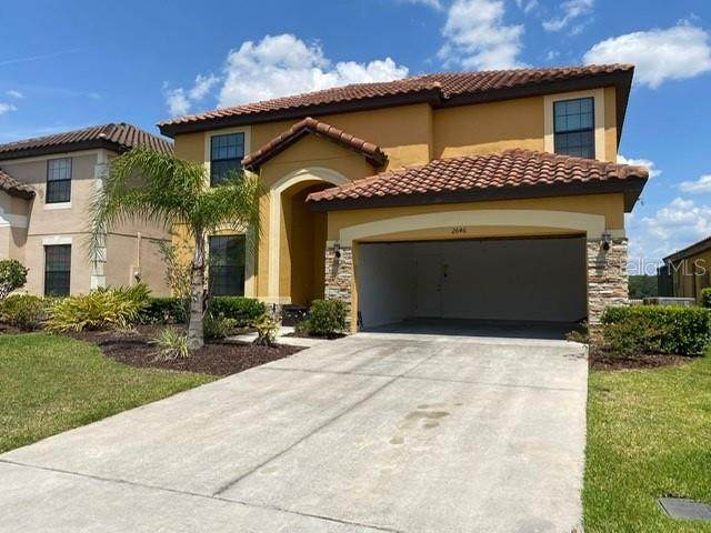 2646 Tranquility Way, Kissimmee, FL 34746 (MLS #O5940985) :: Pepine Realty