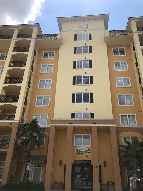 8000 Poinciana Boulevard #2404, Orlando, FL 32821 (MLS #O5942112) :: The Brenda Wade Team