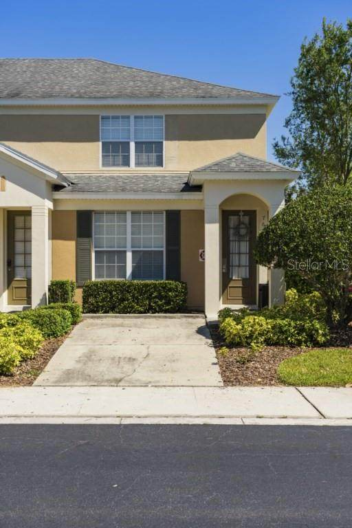 7667 Otterspool Street, Kissimmee, FL 34747 (MLS #O5942577) :: GO Realty