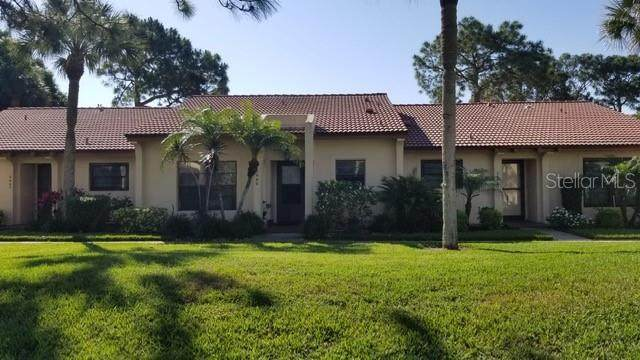 3665 Longmeadow #22, Sarasota, FL 34235 (MLS #O5943075) :: Team Pepka