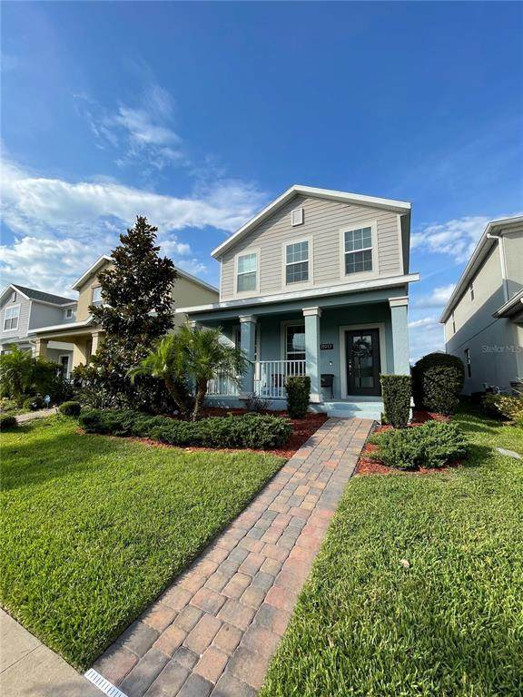 11917 Sonnet Avenue, Orlando, FL 32832 (MLS #O5943335) :: Rabell Realty Group