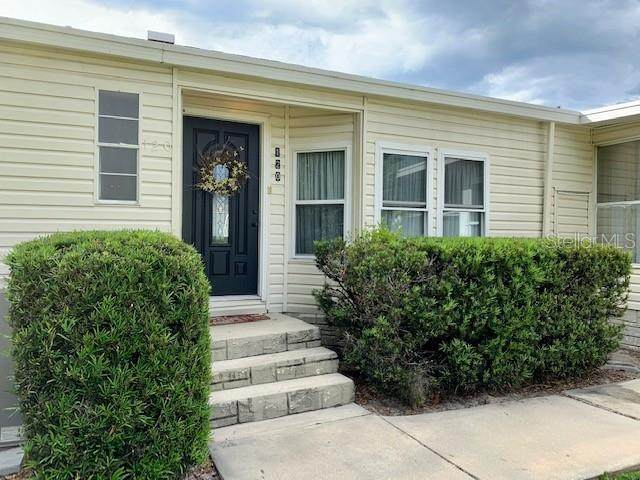 120 Traders Cove Boulevard, Debary, FL 32713 (MLS #O5943426) :: The Paxton Group