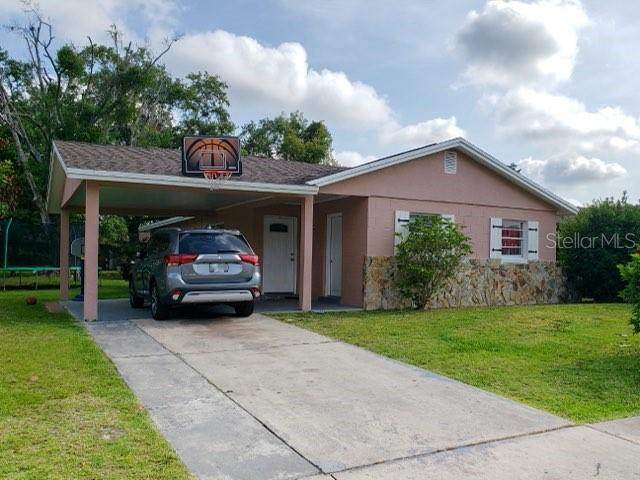 413 Tarpon Street, Kissimmee, FL 34744 (MLS #O5943748) :: Realty Executives in The Villages