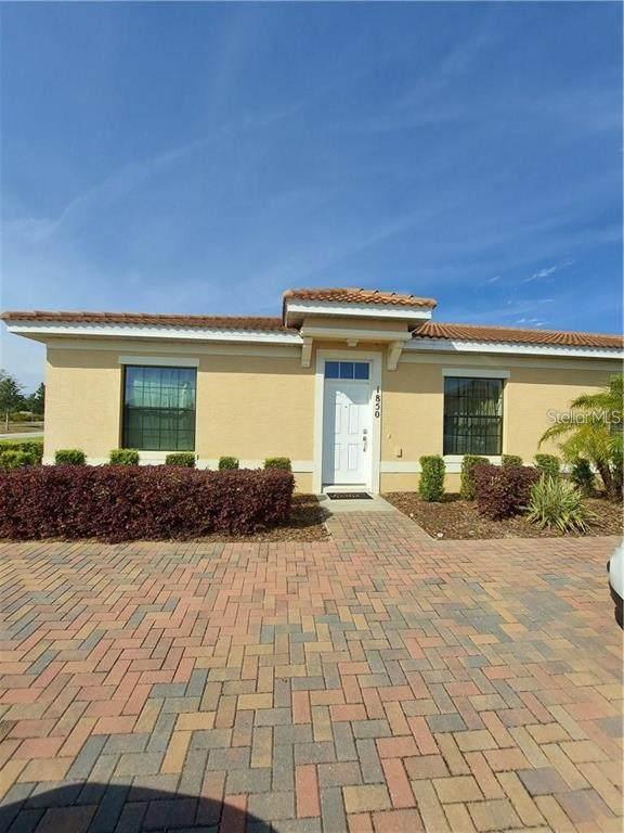 1850 Coriander Drive, Poinciana, FL 34759 (MLS #O5944286) :: Positive Edge Real Estate