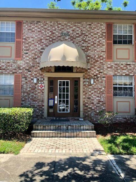 2305 Haywood Court #101, Maitland, FL 32751 (MLS #O5944406) :: Sarasota Property Group at NextHome Excellence