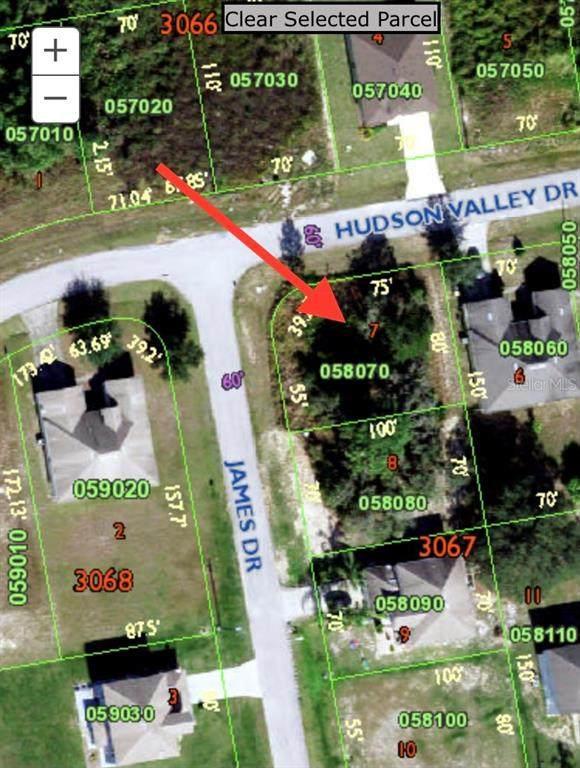 1084 James Drive, Poinciana, FL 34759 (MLS #O5944527) :: Prestige Home Realty