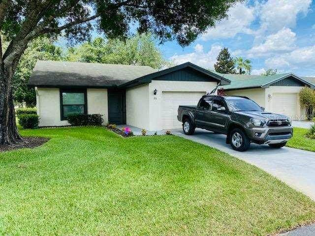 26 Buck Circle, Haines City, FL 33844 (MLS #O5944589) :: Young Real Estate