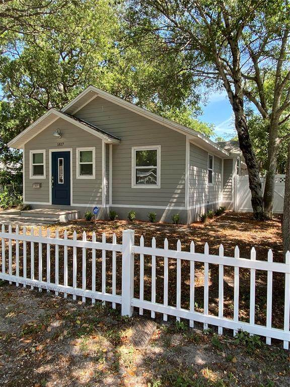 1827 27TH Avenue N, St Petersburg, FL 33713 (MLS #O5944607) :: Your Florida House Team