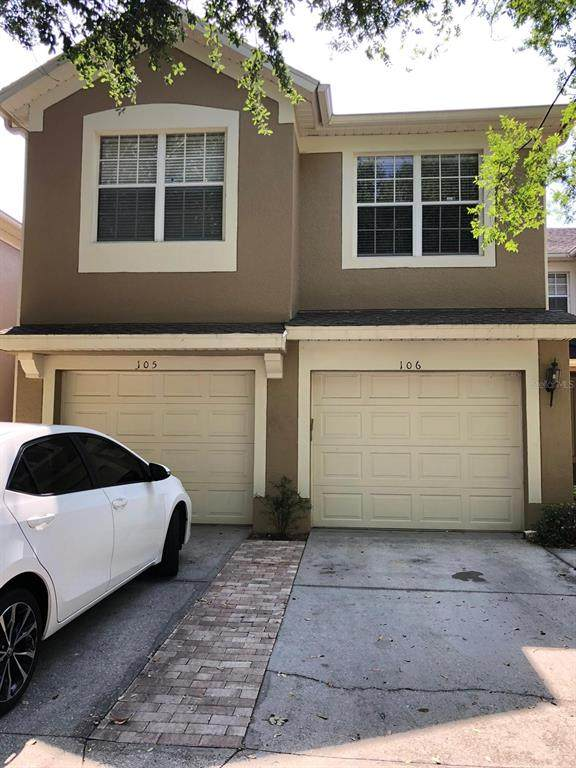 2579 San Tecla Street #106, Orlando, FL 32835 (MLS #O5944926) :: The Kardosh Team