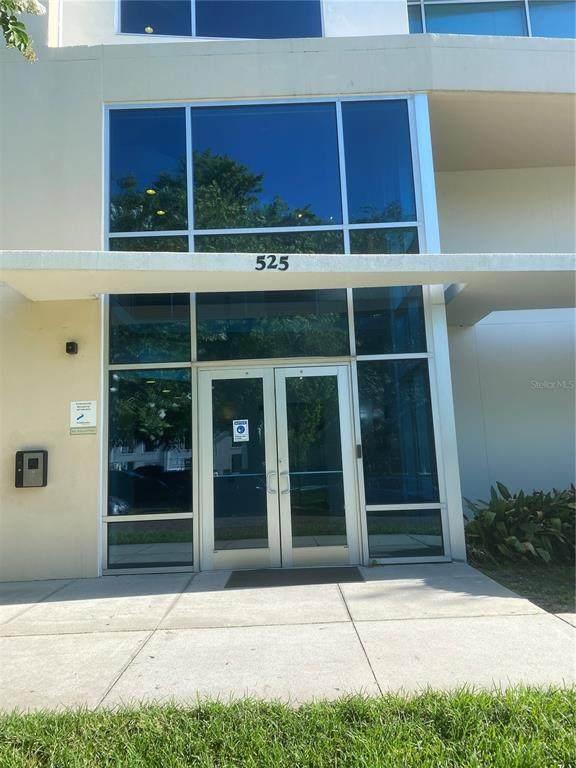 525 E Jackson Street P, Orlando, FL 32801 (MLS #O5944929) :: The Kardosh Team