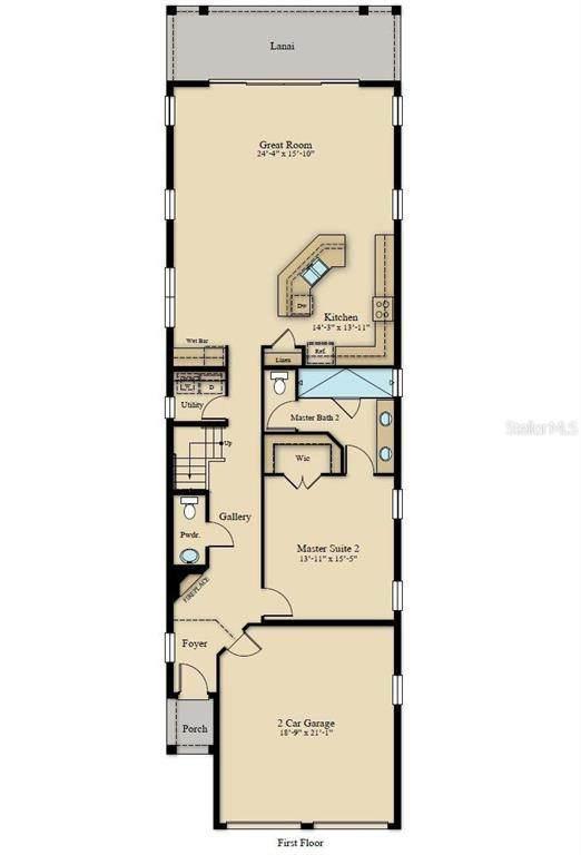 913 Desert Mountain Court, Reunion, FL 34747 (MLS #O5945167) :: RE/MAX Premier Properties